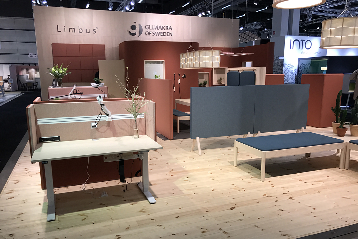 Pictures From Our Participation At The Stockholm Furniture Fair 2017